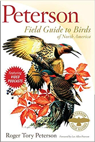 Peterson Field Guides cover