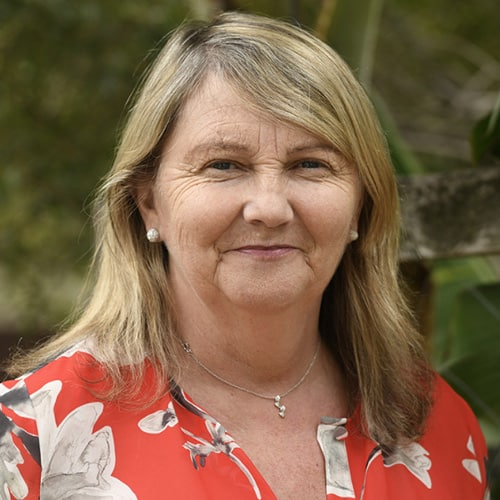 Photo of team member Christine Wright – Director 3-6 Environment