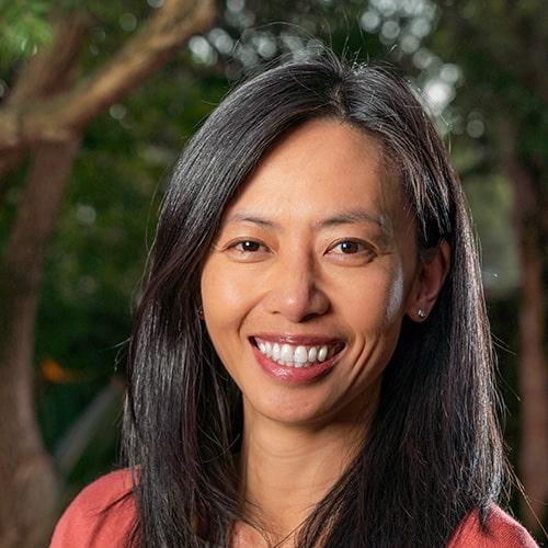 Photo of team member Ellena Chan – Accounts Coordinator