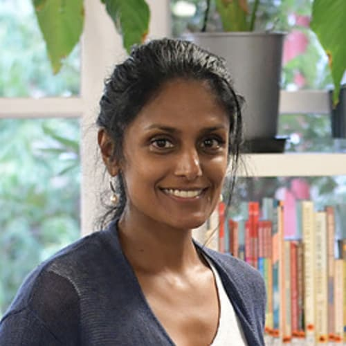 Photo of team member Harini Reddy – Assistant 6-9 Environment