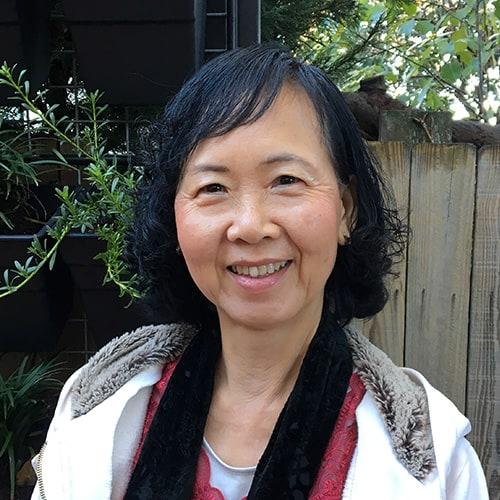 Photo of team member Lau Chi Stevenson –Japanese Language Teacher 6-12 Environment