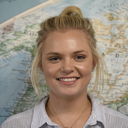 Photo of team member Lauren Wright – Assistant 6-9 Environment