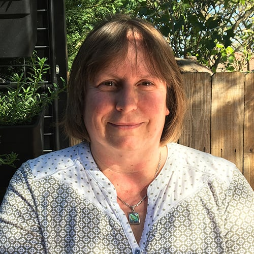 Photo of team member Sarah Beresford Jones – Inclusive Education Coordinator