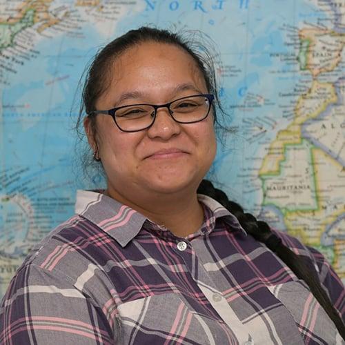 Photo of team member Xarifa_Gabales – Director 6-9 Environment