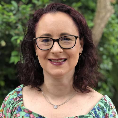 Photo of team member Kirsti Nunn –Business Manager
