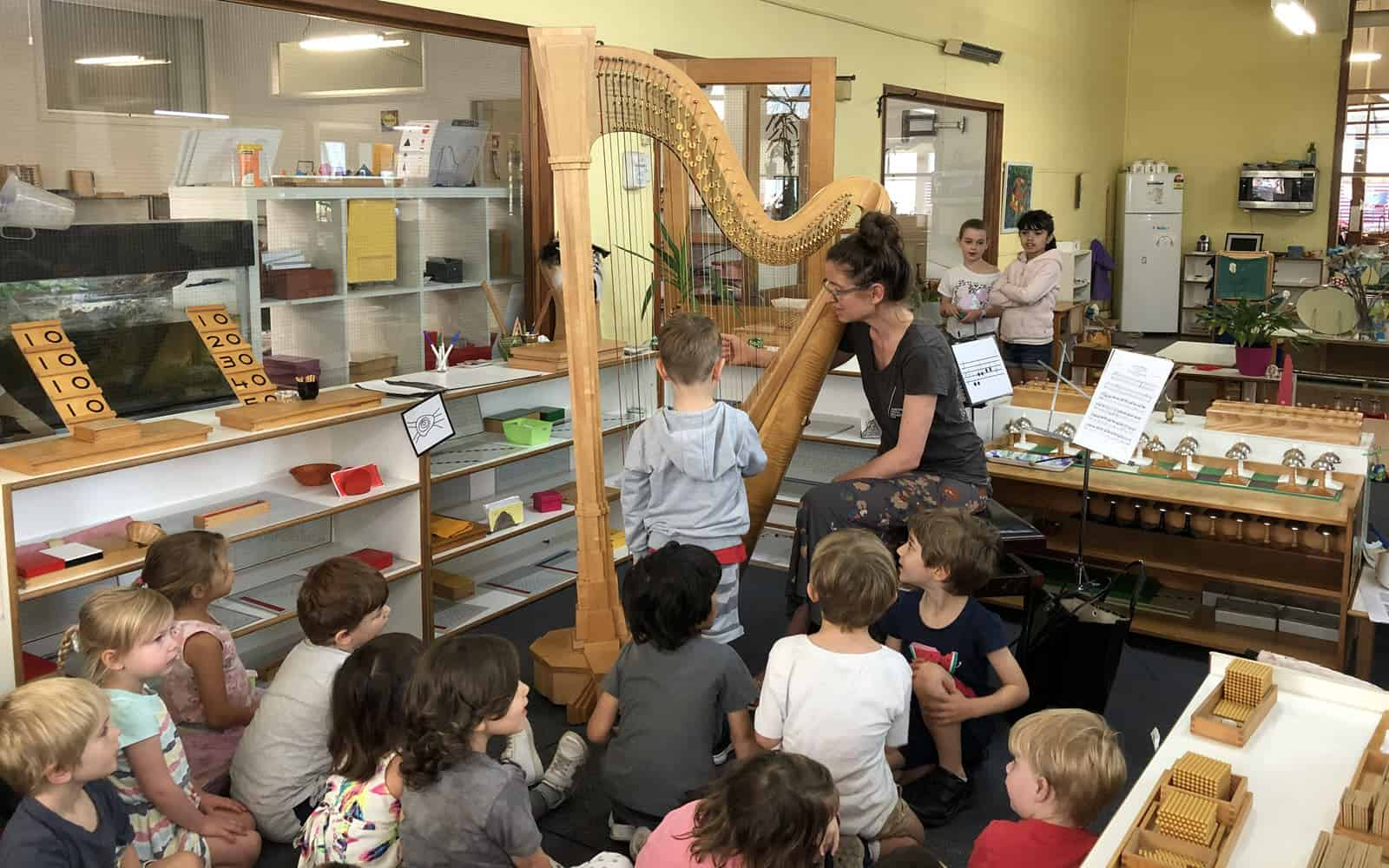 How to Support the Work of Your Child's Montessori School