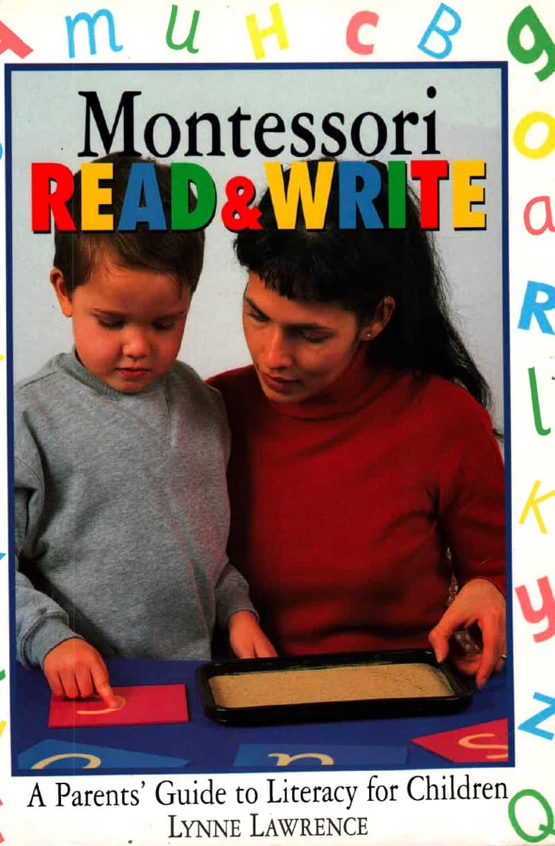 Download Montessori read and write by Lynne Lawrence