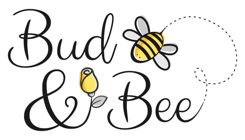 Bud & Bee logo