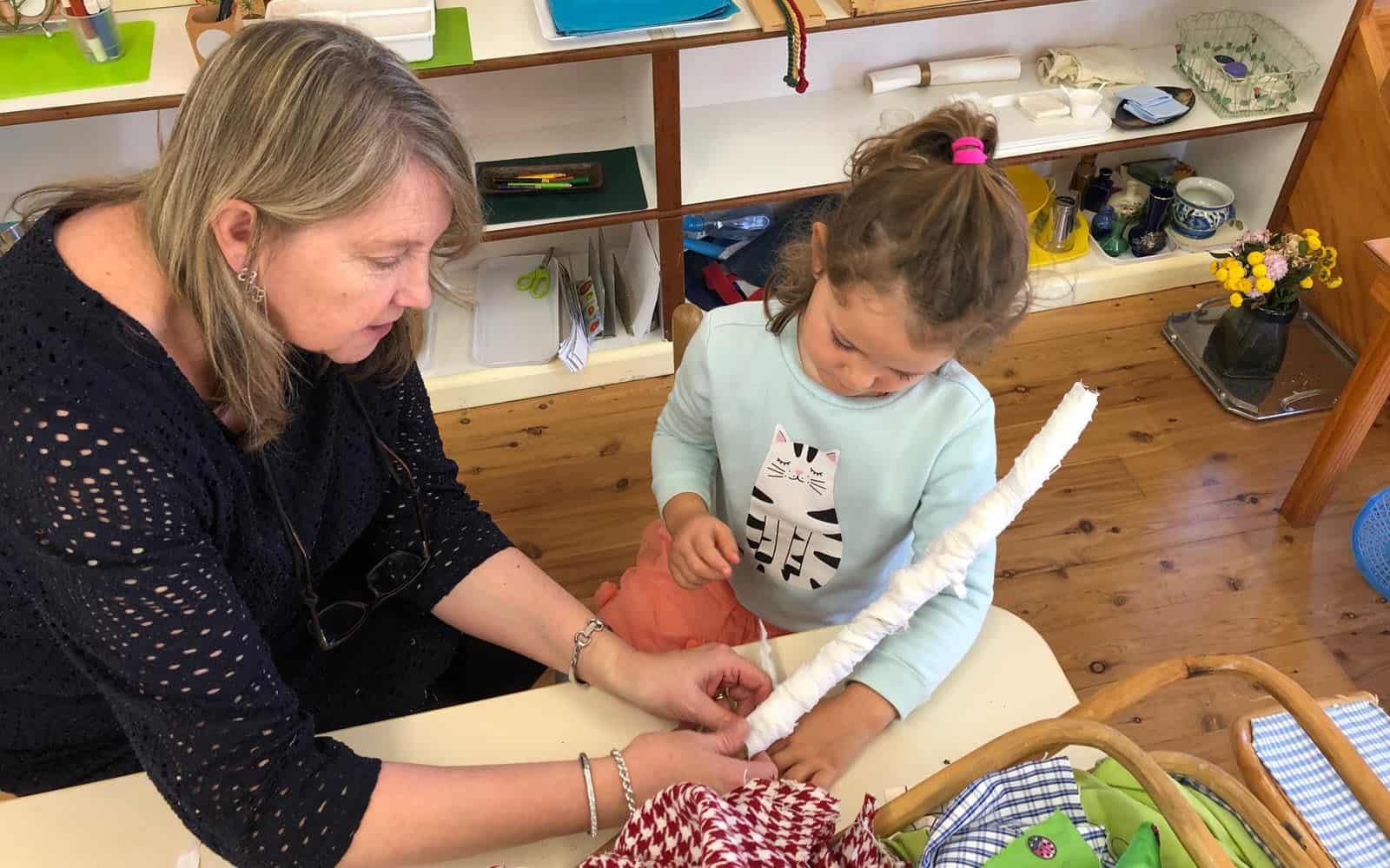 Beyond Inspired   Harnessing Curiosity – Christine's Pre-Primary Program