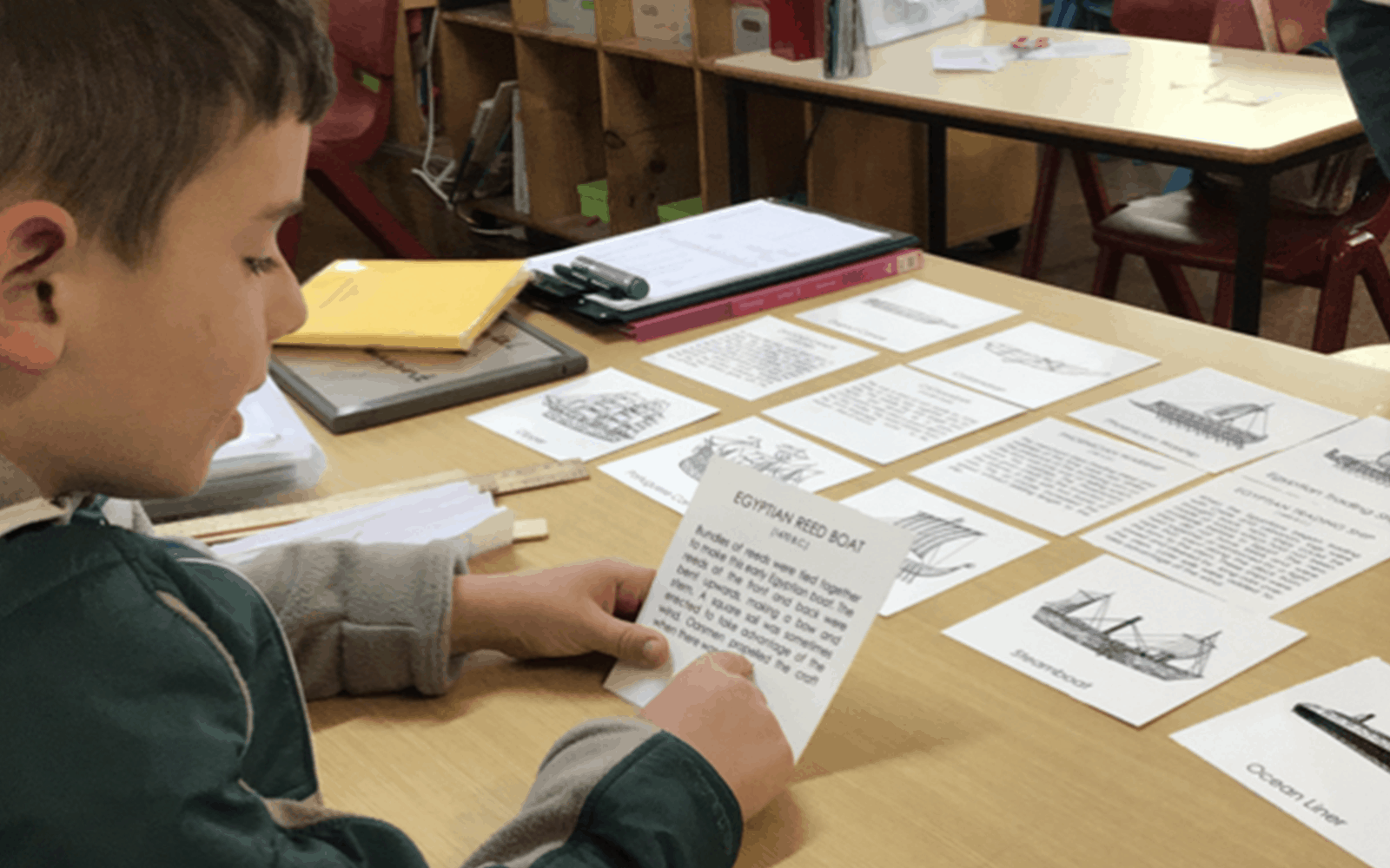 Beyond Engaged | Capturing Enthusiasm in Term 3 – Lower Primary 6-9
