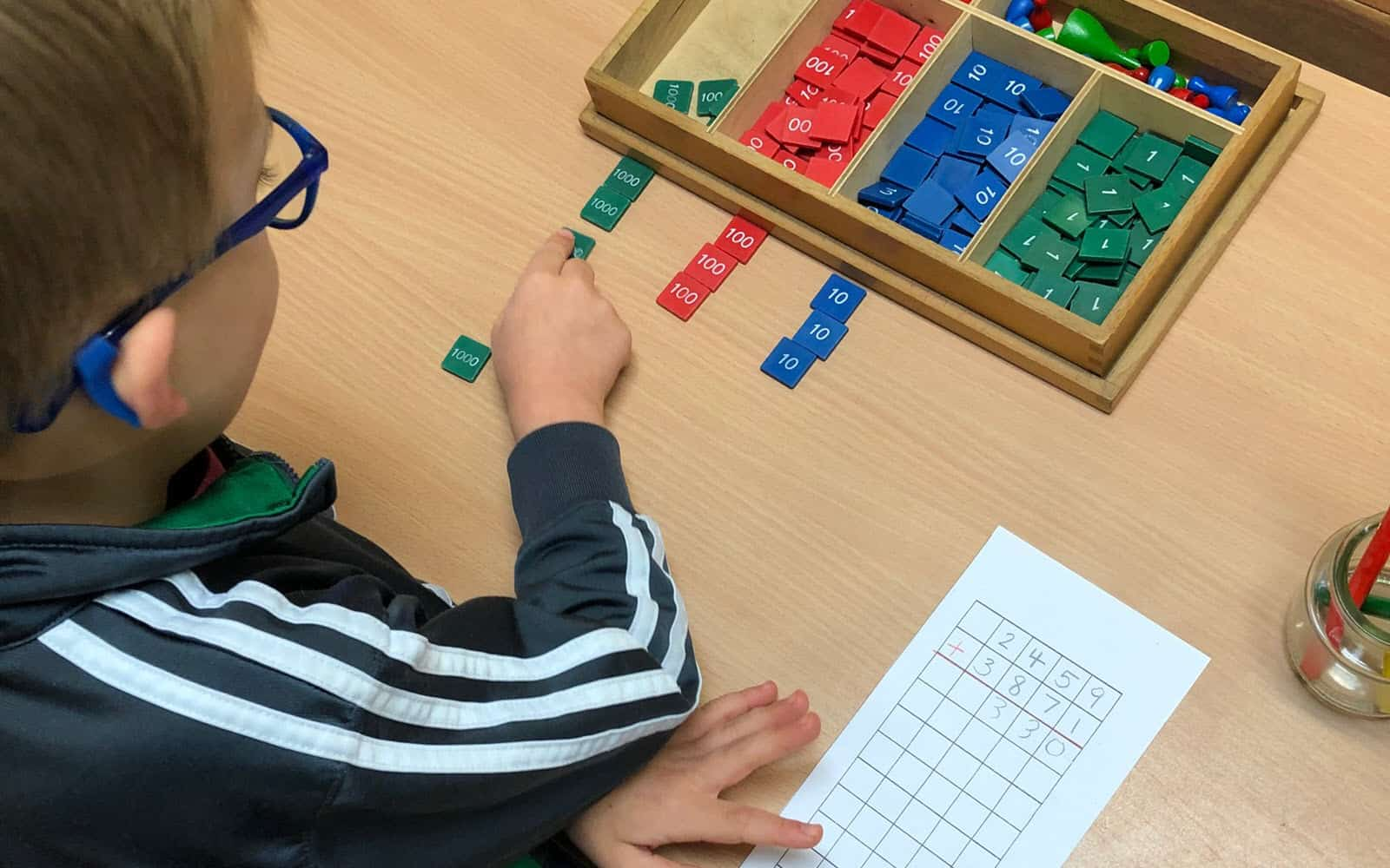 The Importance of the Third  (Kindergarten) Year in the Children's House