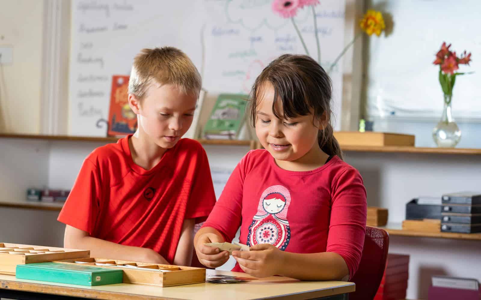 A Montessori Dictionary